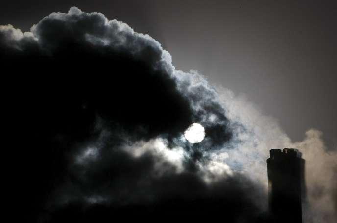 La centrale à charbon de Loy Yang près de Melbourne, en Australie.