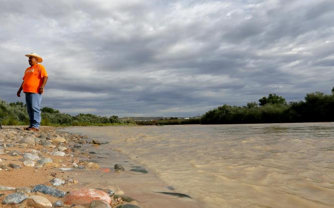 L'irrigation, la pêche et le rafting sont interdits sur la rivière Animas et sur l'un de ses affluents, la rivière San Juan.