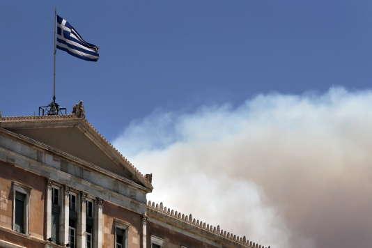 Selon Athènes, la Grèce et ses créanciers ont trouvé le 11 août un accord sur le troisième plan d'aide au pays.
