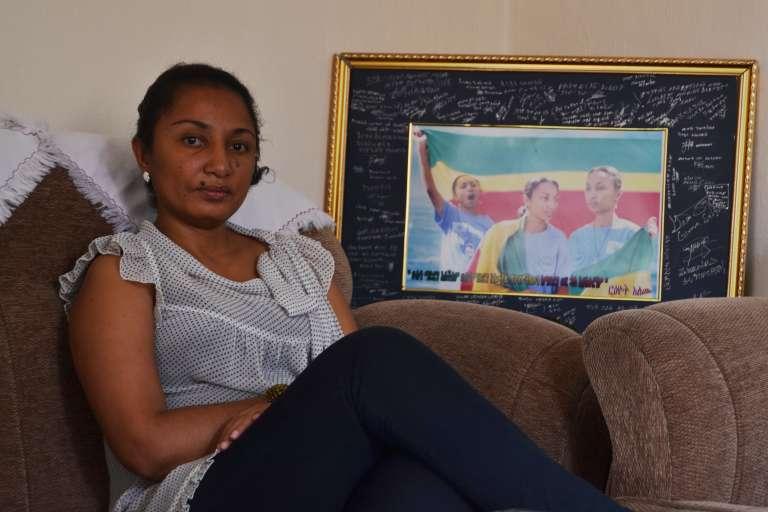 Reeyot Alemu, journaliste éthiopienne emprisonnée pendant cinq ans, veut continuer à faire son travail dans son pays.