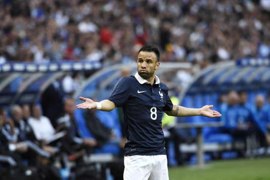 Mathieu Valbuena revient en Ligue 1 à Lyon après un exil en Russie.