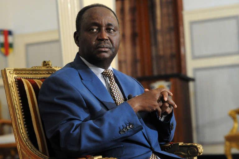 L'ancien président centrafricain, François Bozizé.
