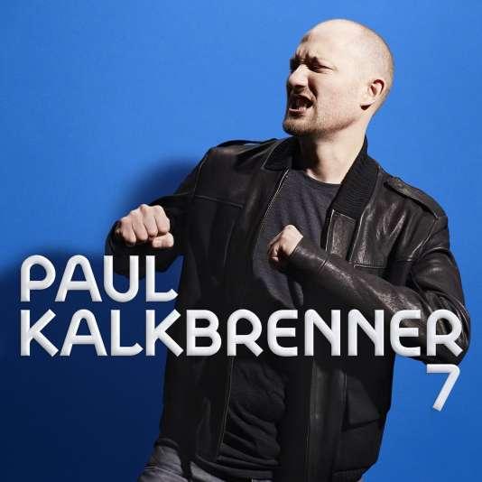 """Pochette de l'album de Paul Kalkbrenner, """"7""""."""