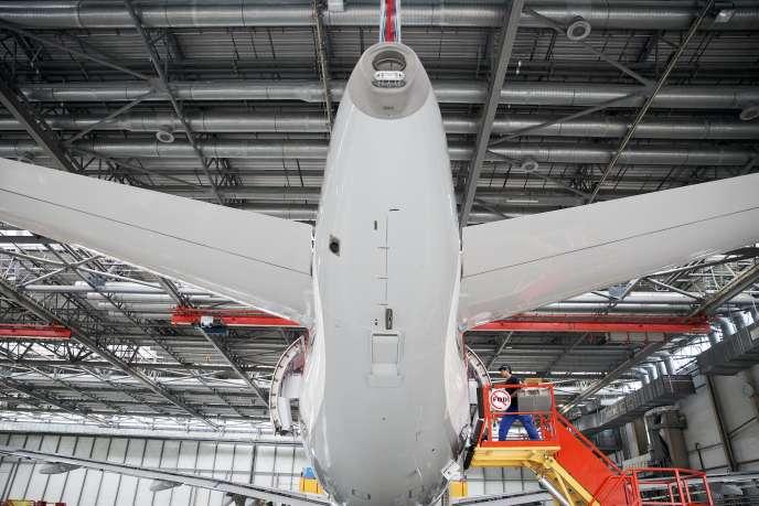La compagnie aérienne indienne IndiGo a confirmé l'achat de 250 monocouloirs de la famille A320neo.