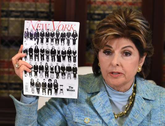 L'avocate Gloria Allred représente les trois nouvelles accusatrices de Cosby ainsi que plusieurs autres victimes présumées.
