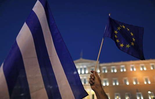 La Grèce et ses créanciers sont parvenus à un accord sur un troisième plan d'aide, le 11 août.