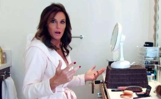 """Caitlyn Jenner dans la première bande-annonce officielle de promotion pour la nouvelle série """"Appelez-moi Caitlyn""""."""