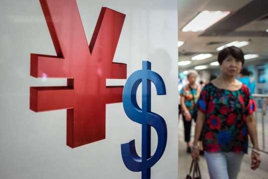 L'économie mondiale peut-elle résister à la crise chinoise?