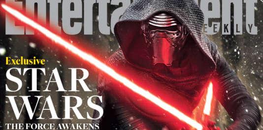 """Couverture du prochain numéro du magazine """"Entertainment Weekly""""."""