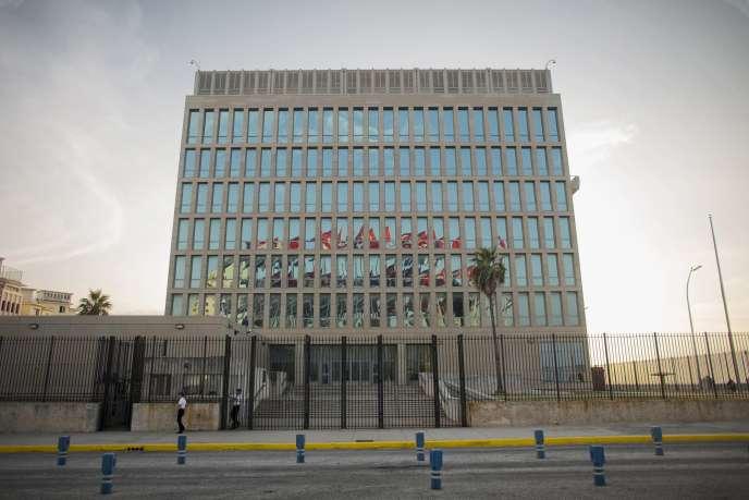 En septembre 2017, plus de la moitié des diplomates de l'ambassade américaine de La Havane ont été rappelés par le département d'Etat américain.