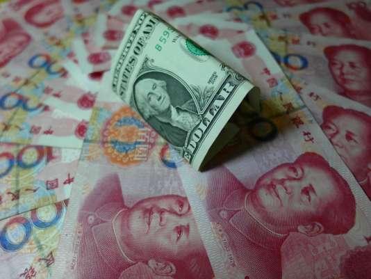 La baisse de 3 % en une seule séance de la parité du yuan n'a fait que corriger la hausse du yuan au cours des jours précédents.