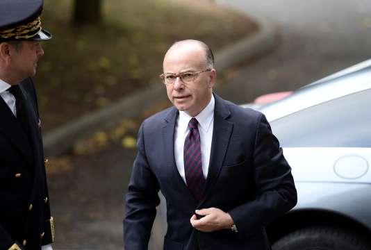 Le ministre de l'intérieur, Bernard Cazeneuve, le 14 août.
