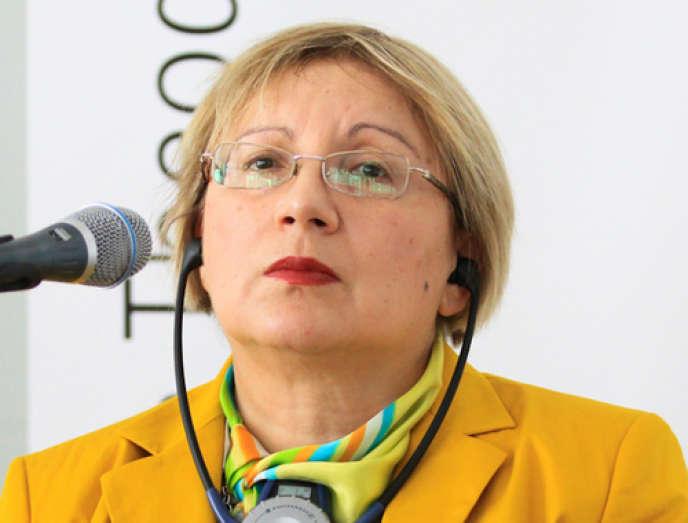 Leyla Yunus.