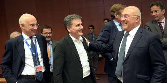 Le contraste avec les six premiers mois de l'année, qui ont vu Athènes et ses créanciers se déchirer, est saisissant.