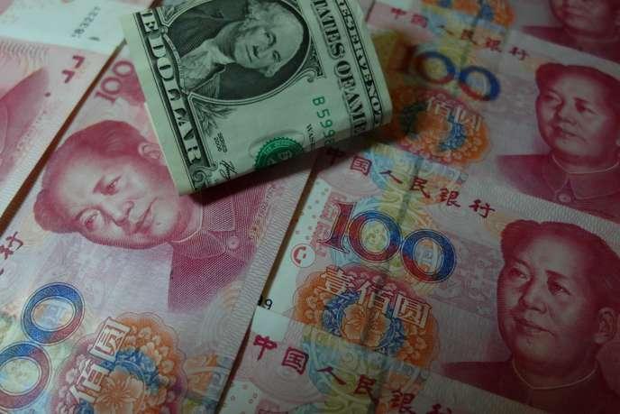 «On peut imaginer que le comportement financier de la Corée du Sud et du Japon et d'autres pays évoluerait de manière spectaculaire, avec des conséquences néfastes pour le taux de change du dollar si leurs alliances militaires avec les Etats-Unis venaient à se dégrader».