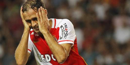 Ricardo Carvalho, le 14 août à Monaco.