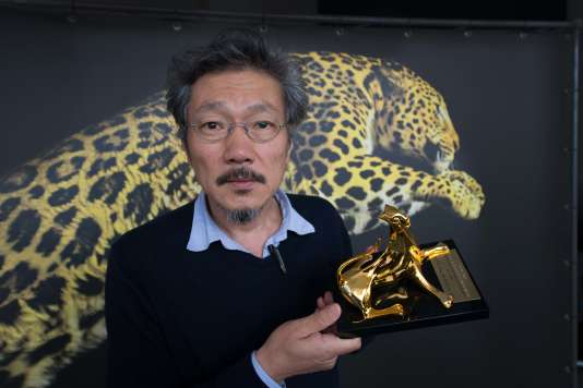 Hong Sang-soo, Léopard d'or du 68e Festival de Locarno.