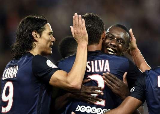 Le PSG s'est emparé de la place de leader de la Ligue, le 16 août.