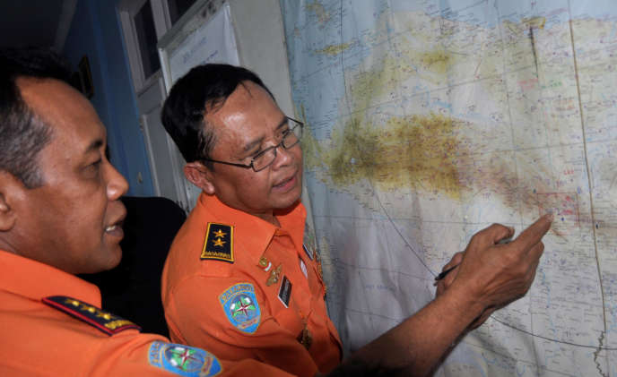 Les recherches ont été suspendues lundi 17 août à la tombée de la nuit.