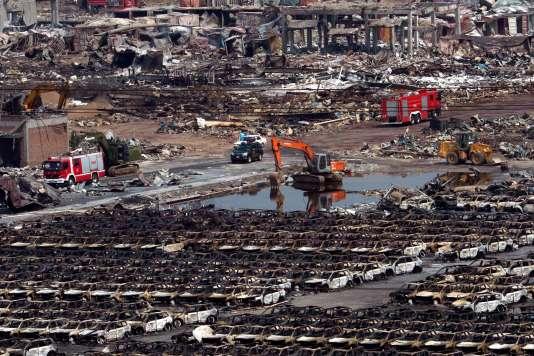 Le cyanure de sodium, stocké dans l'entrepôt de Tianjin où ont eu lieu les deux explosions le 12 août, est un redoutable poison. Il en est de même pour ses dérivés.