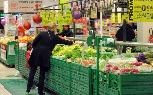 La distribution générerait 5 % des déchets alimentaires en Europe.