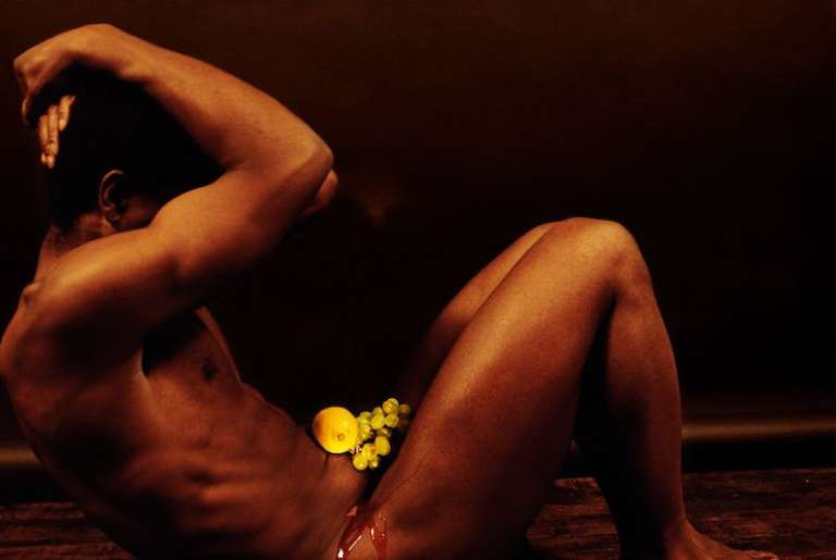Rotimi Fani-Kayode, Nothing to Lose XII (Bodies of Experience), 1989.