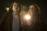 "Jesse Eisenberg et Kristen Stewart dans le film américain de Nima Nourizadeh, ""American Ultra""."