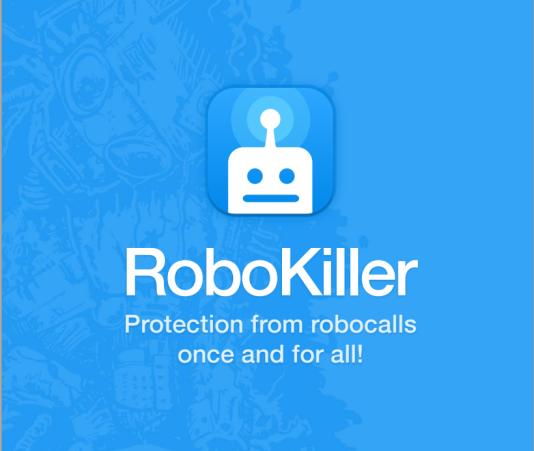 Le logo de Robokiller.