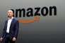 Jeff  Bezos, fondateur et patron d'Amazon, qui a lancé Prime Video, plate-forme de vidéo à la demande, en 2011.