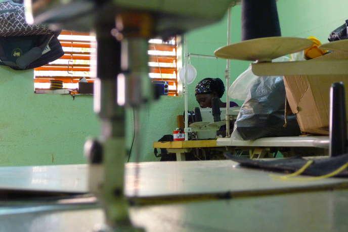 A l'instar d'Ardjata Sanou, plusieurs couturières de Bobo-Dioulasso ont été formées par le GAFREH.