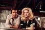 """Burt Reynolds et Catherine  Deneuve dans """"La Cité des dangers"""" (1975), de Robert Aldrich."""