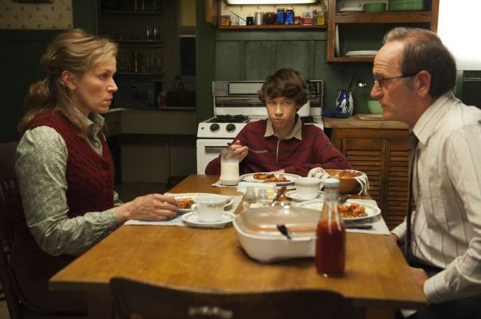Frances McDormand, Devin Druid, Richard Jenkins animent la famille Kitteridge