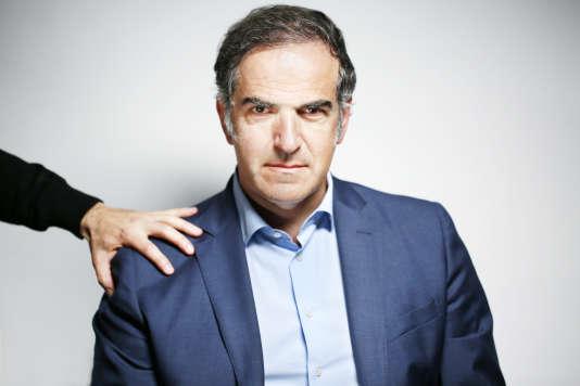 Christopher Baldelli, président de RTL Radio, à Paris.