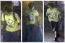 Images des caméras de surveillance qui ont filmé le suspect près du temple Erawan, lieu de l'explosion.