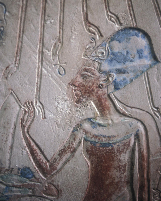 Néfertiti reste l'une des figures les plus mystérieuses de l'Egypte antique.
