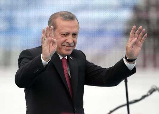 Le président turc, Recep Tayyip Erdogan, à Istanbul, le 30 mai.