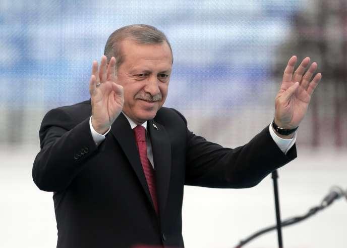 Le président turc, Recep Tayyip Erdogan, le 30 mai.