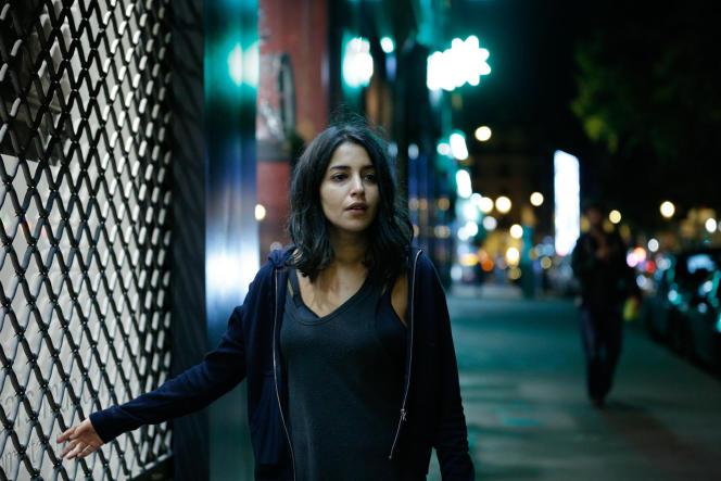 Leila Bekhti dans une création originale Canal+ «Jour polaire», série créée par Måns Mårlind et  Björn Stein.