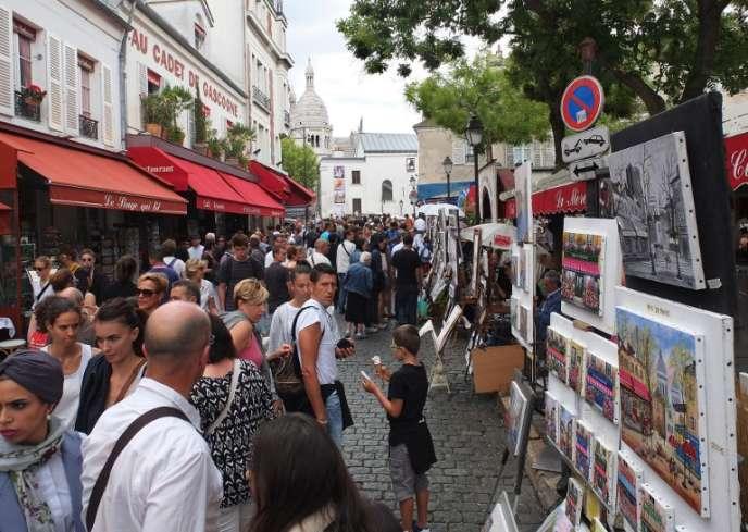 Plus de 85 millions de touristes étrangers pourraient venir en France cette année.