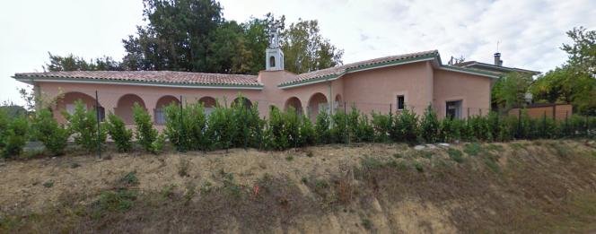 La mosquée d'Auch.