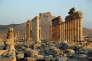 Site romain à Palmyre, Syrie 1995.