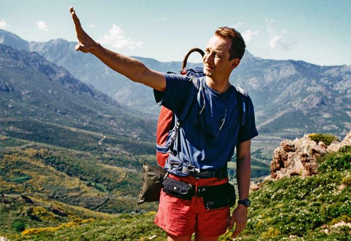 Benoît Poelvoorde, guide de montagne improbable mais très bien équipé dans