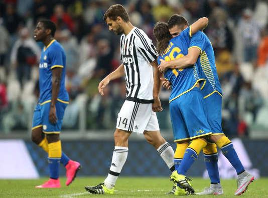 La Juventus Turin s'est inclinée 1-0, à domicile, face à l'Udinese, dimanche 23 août, lors de la première journée du championnat italien.