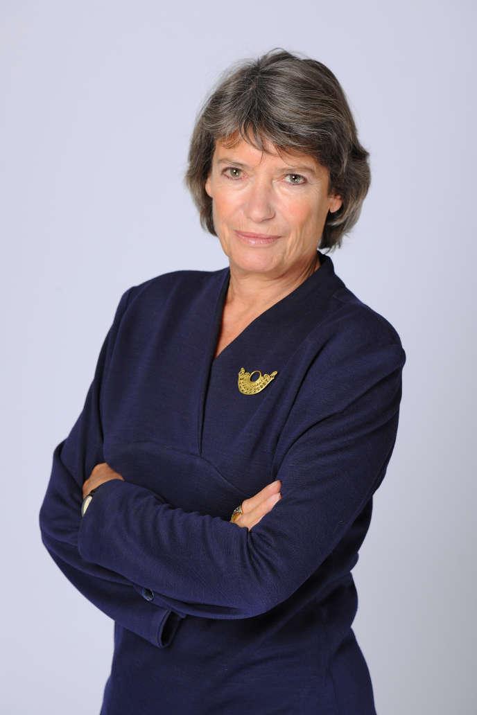 La présidente d'Arte, Véronique Cayla, en 2011.