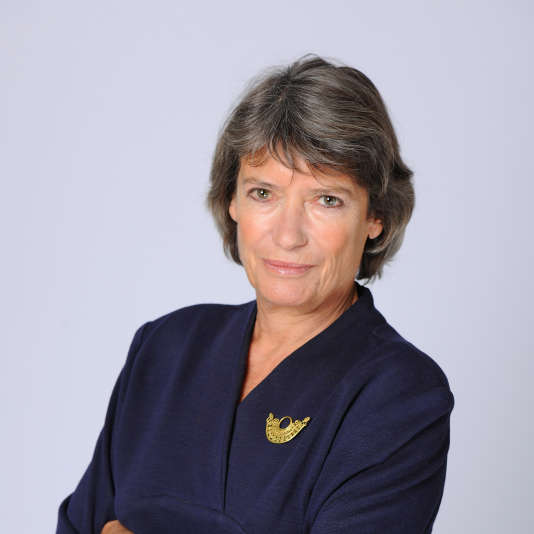 Véronique Cayla, présidente d'Arte et présidente du directoire d'Arte France.