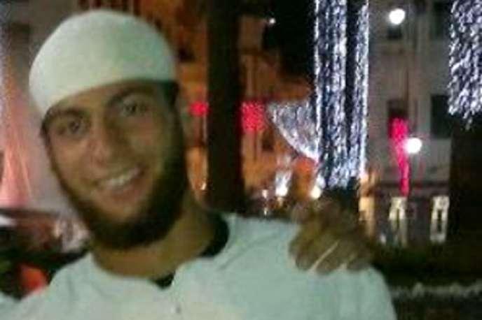 Ayoub El-Khazzani, ici sur une photo non datée publiée sur Facebook.