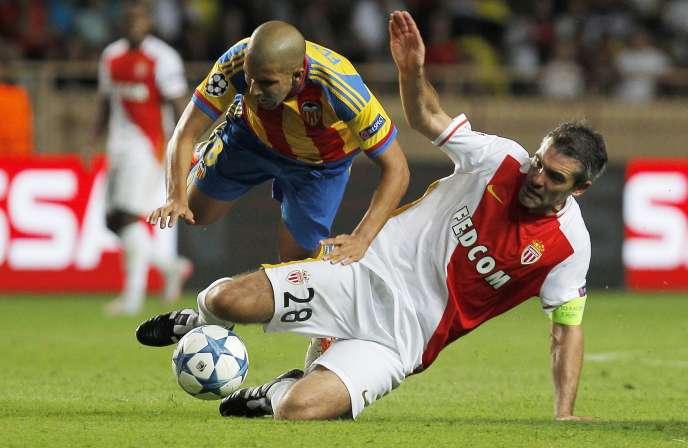 La victoire n'aura pas suffi aux Monégasques pour se qualifier en phase de poules de la Ligue des champions.