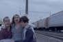 "Nikita Kukushkin, Masha Poezhaeva et Philipp Avdeev dans le film russe et allemand d'Ivan I. Tverdovsky, ""Classe à part"" (""Corrections Class""), sorti en salles mercredi 23 septembre 2015."