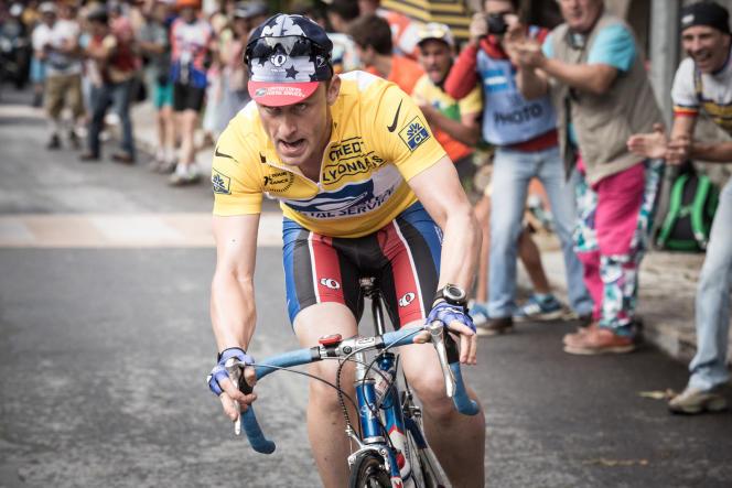 Ben Foster incarne Lance Armstrong dans le film de Stephen Frears « The Program ».