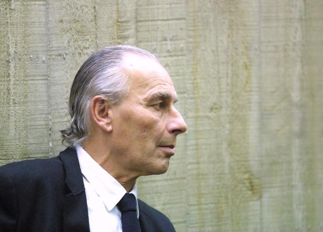 Claude Cabanes en 2000.